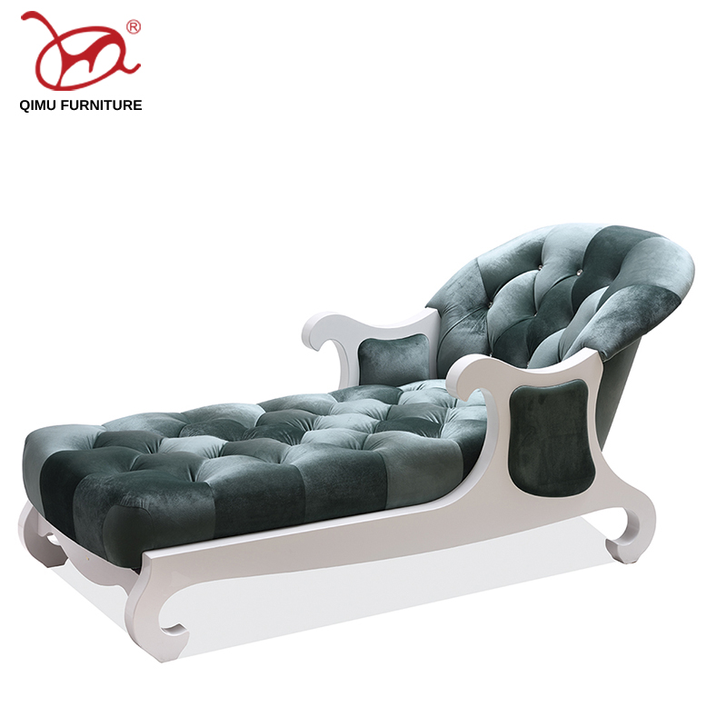 Modern Europe And America Style High Quality Flannel Sofas