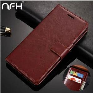 NFH Original Leather Flip Case