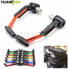 7/8″ 22mm CNC Aluminum Motocross Lever Guards Hand Guard Falling Protector Universal for KTM Duke 125 200 390 Motorcycle
