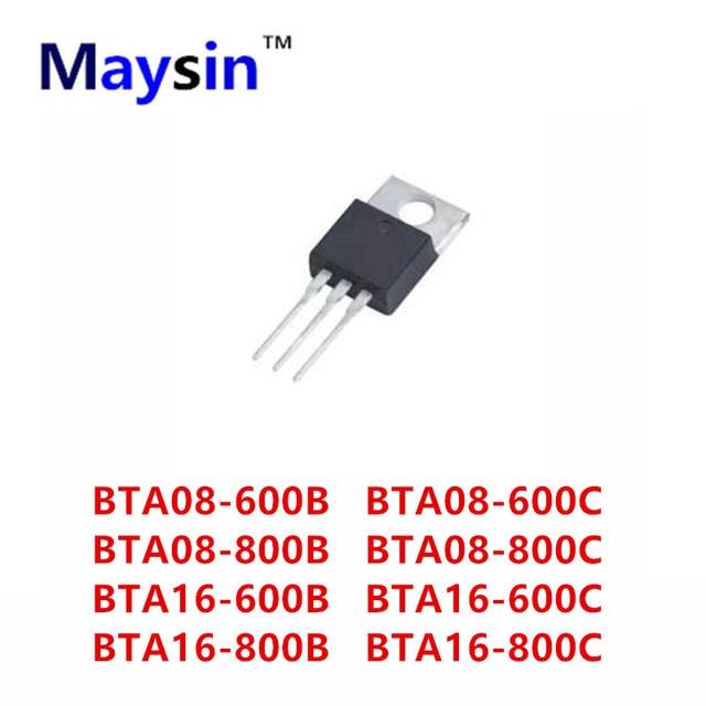 BTA08-600C Datasheet