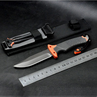 Brand Fixed blade knife survival outdoor Camping Hunting Knives Tactical Knife Full Blade Model SDIYABEIZ