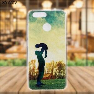 Image 4 - sFor Huawei Nova 2 Case Cover Soft Silicone Pattern Phone Case For Huawei Nova 2 Back Cover For Huawei Nova2 Case Coque Fundas <