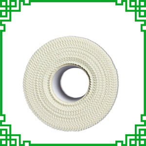 Image 4 - High Viscosity White Fine Cloth Medical Sports Tape Waterproof Cotton Serrated Tapes Can Be Customized