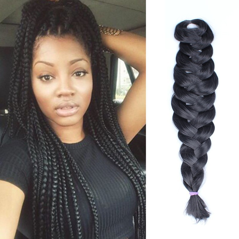 24 1pc synthetic braiding hair for black women braid synthetic 24 1pc synthetic braiding hair for black women braid synthetic hair extensions expression kanekalon braiding hair extension on aliexpress alibaba pmusecretfo Choice Image