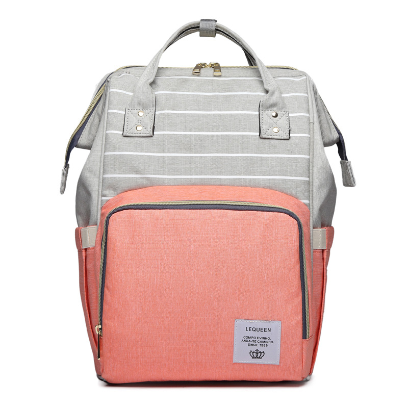 Pink only bag