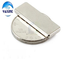 10pcs/pack Iman de neodimio potente  30 x10x 2mm  Strong Cuboid Block Magnet Rare Earth magnets neodymium hot sale цена в Москве и Питере