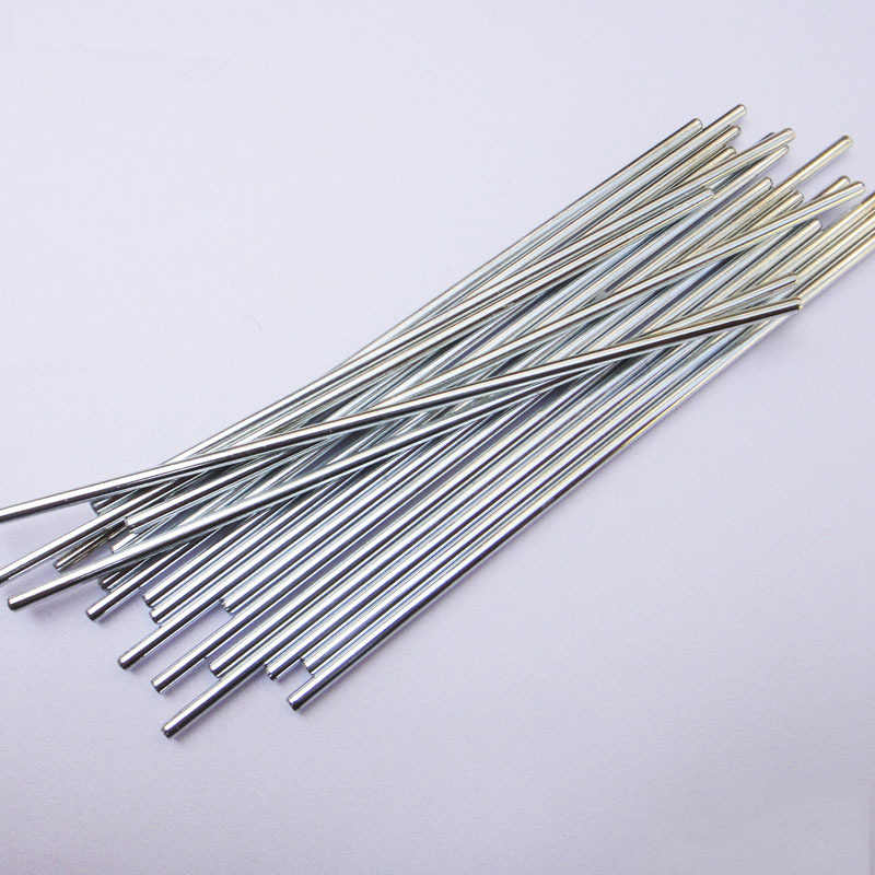 1 Pcs 2 Mm * 100 Mm 3 Mm * 100 Mm Model Assen Metal Gear As Transmissie As Diy speelgoed Auto Boot Accessoires