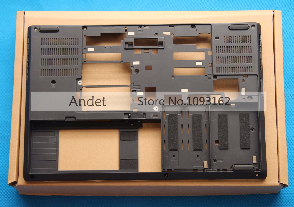 Original New For Lenovo Thinkpad P50 Base Cover Lower Bottom Case 00UR801 AM0Z6000500 new original for lenovo thinkpad yoga 260 bottom base cover lower case black 00ht414 01ax900