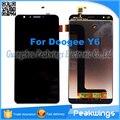 """5.5 """"polegadas 1280x720 Testado Display LCD Tela de Toque de Qualidade Para DOOGEE Y6 Completa"""