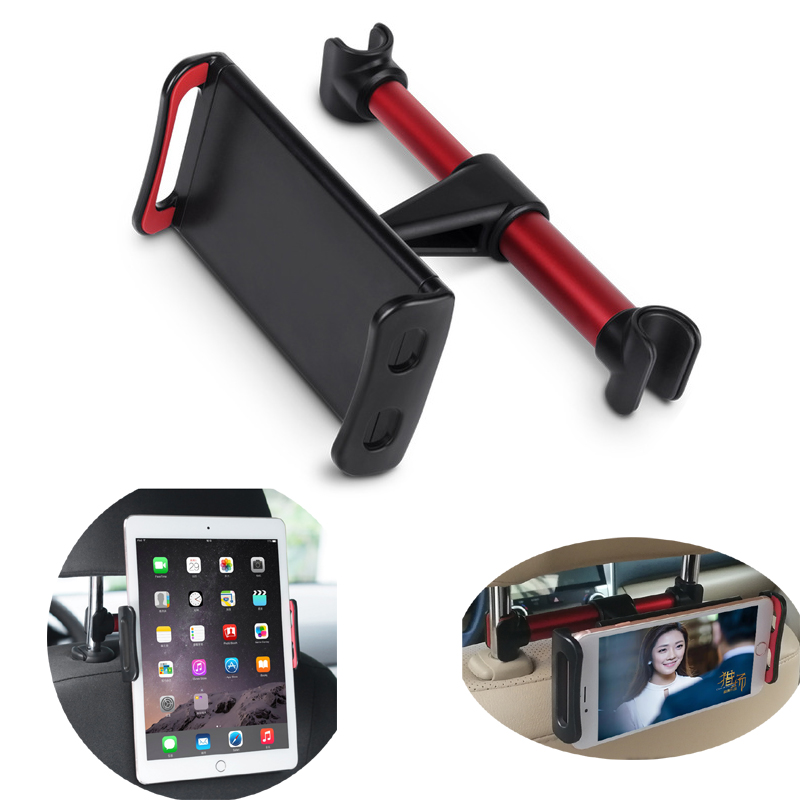 4-11'' Universal Tablet Car Holder For iPad 2 3 4 Mini Air 1 2 3 4 Pro Back Seat Holder Stand Tablet Accessories in Car
