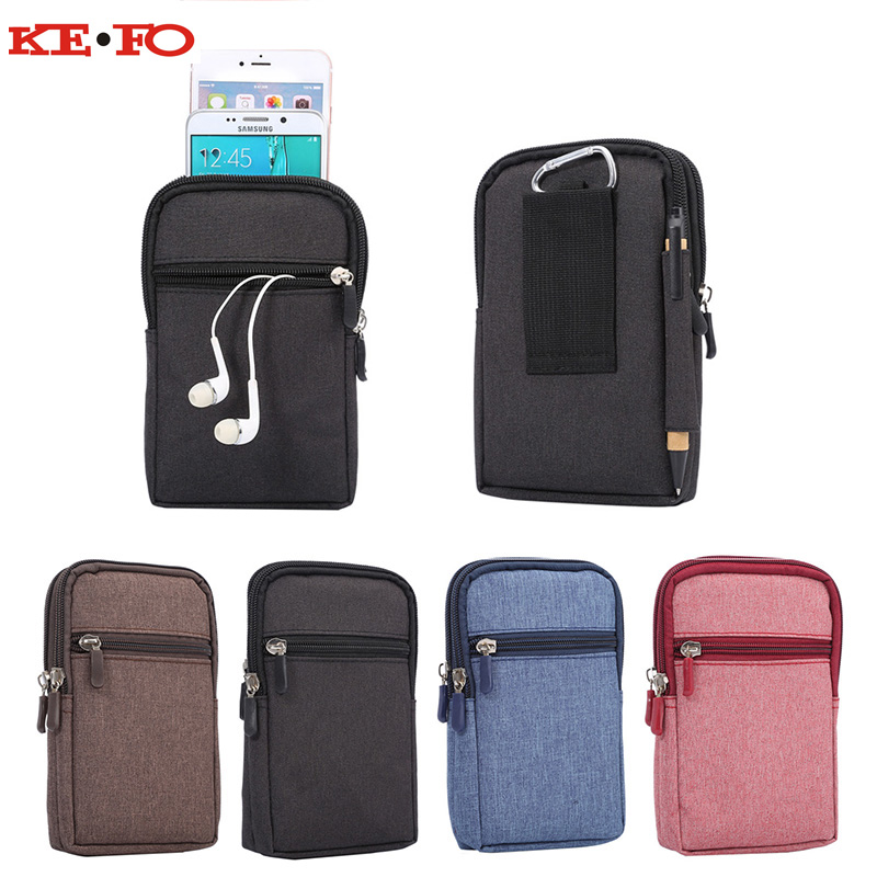 Universal Sports Wallet Mobile Phone Bag Outdoor Cover Case For Huawei Ascend P6 P7 P8 lite P9 lite P9 Plus Mate S Mate 7 Mate 8