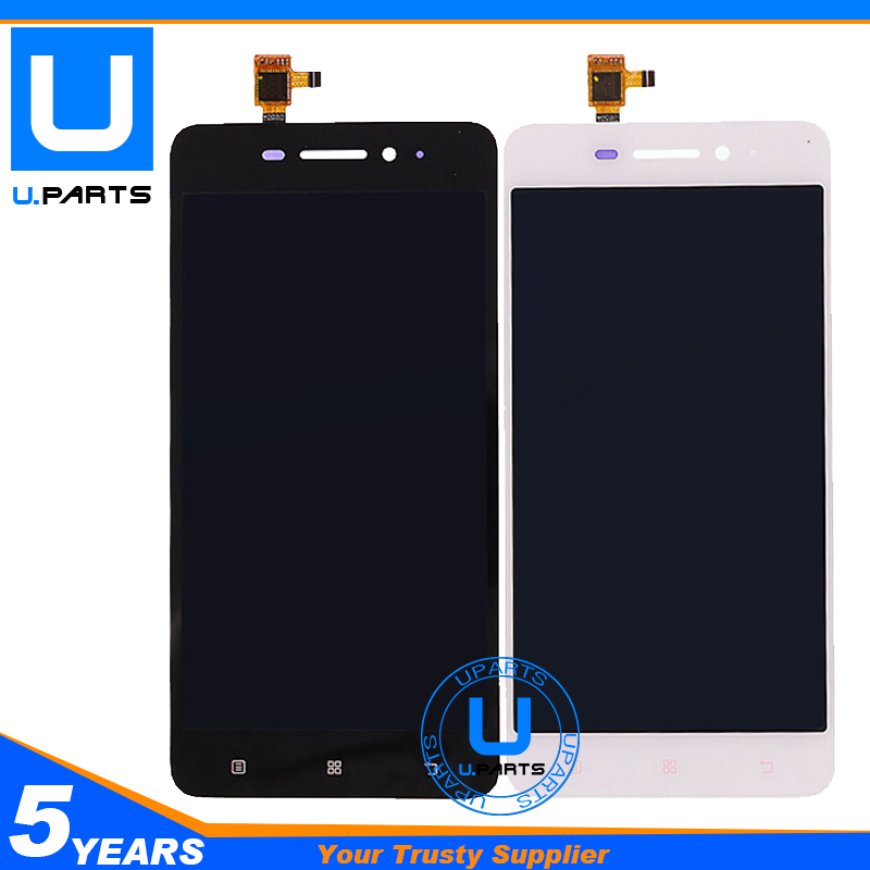 For Lenovo S60 font b SmartPhone b font Touch Screen Digitizer LCD Display Panel Full Complete