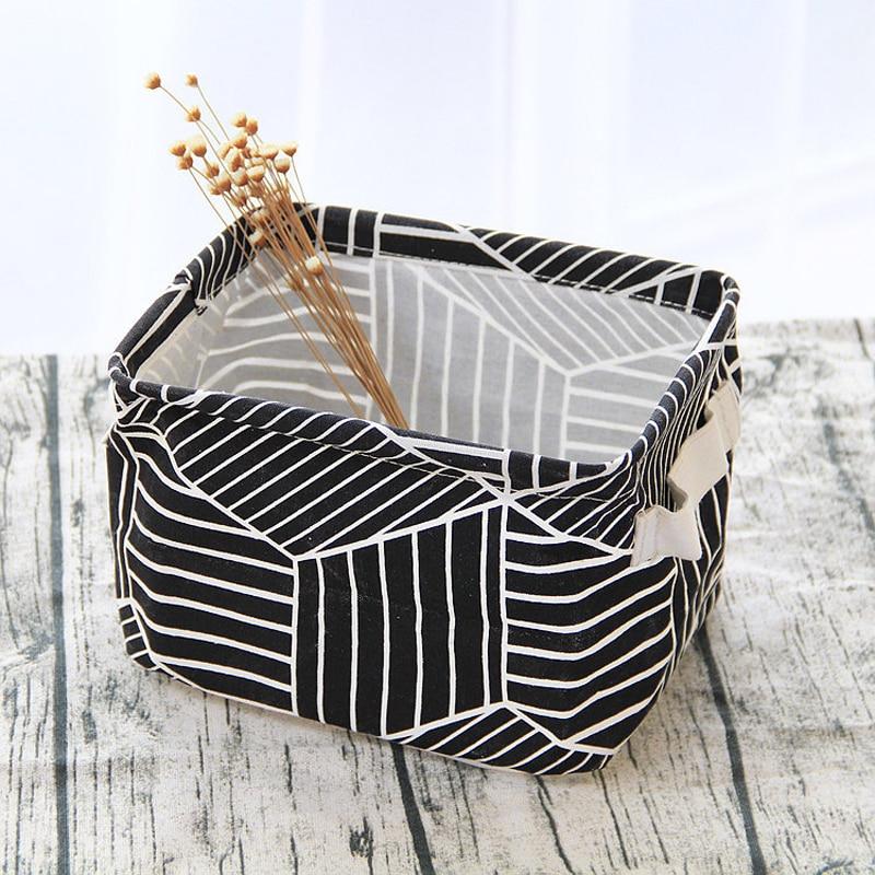Baby Toys Basket Folding Clothing Storage Laundry Hamper Small Storage Boxes Fruit Basket Picnic Basket Cesto Organizador