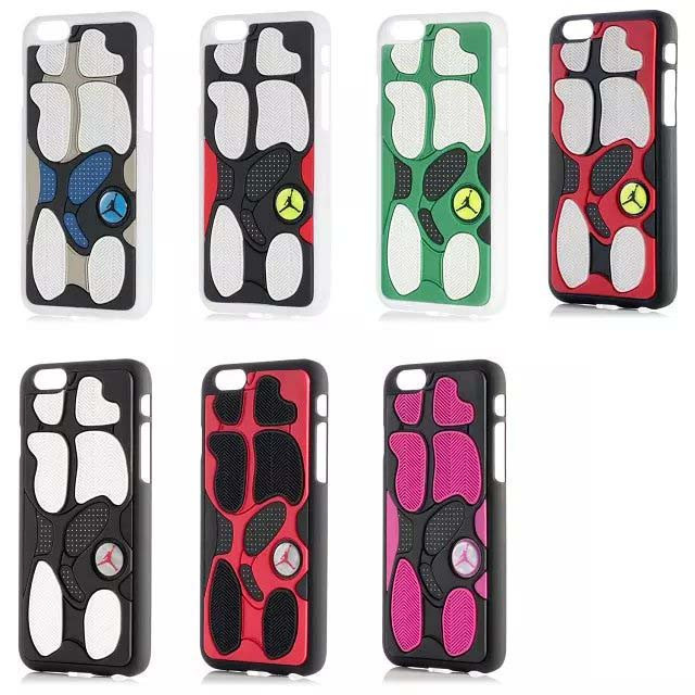 best authentic 3b3b8 cf05b Netarlier High quality 3D Silicone Jordan Phone Case Rubber Sneaker ...