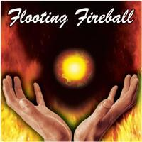 Floating Fireball Gimmick Fire Magic Tricks Close Up Magic Props Stage Street Comedy Mentalism Toys Gadgets