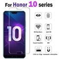 Защитное стекло для honor 10 для Huawei honor 10 lite, защита экрана 10 lite p20, закаленное стекло, защита 2.5d 9h, закаленная пленка