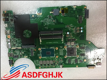Original FOR MSI GL62-6QD GL72 LAPTOP MOTHERBOARD WITH I5-6300HQ AND GTX950M MS-17961 MS-16J61 ver 1.1  Test OK