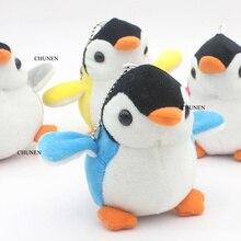 4 цвета, Пингвин 8 см плюшевая мягкая игрушка кукла; Свадебный букет игрушка кукла