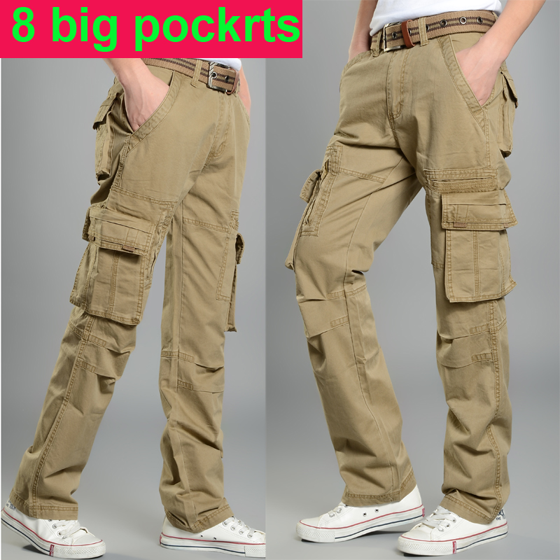 Online Buy Wholesale 8 pocket cargo pants from China 8 pocket ...