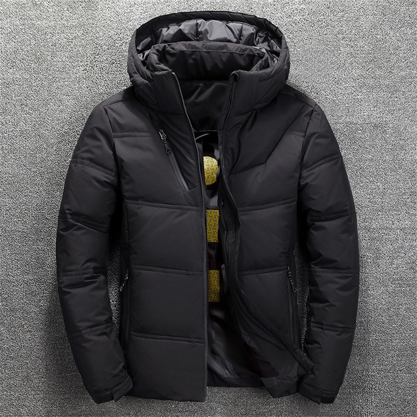 985cbef0a7cc3 Rating  (0). 2018 new men s winter short section thick down jacket ...