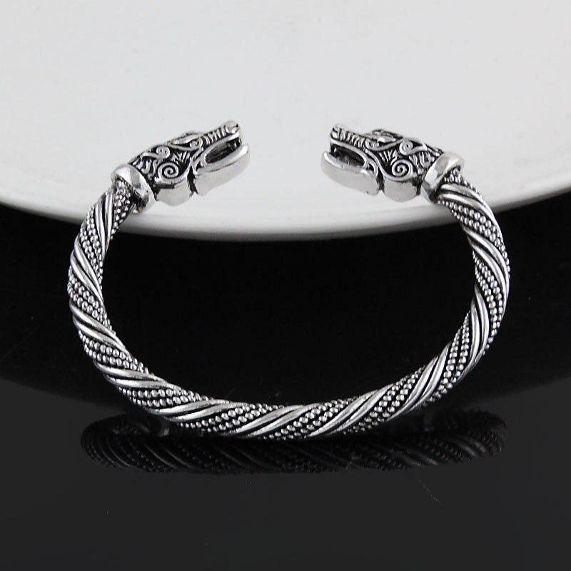 LAKONE Teen Wolf Head Armband Indian Jewelry Fashion Accessories - Mode-sieraden - Foto 4