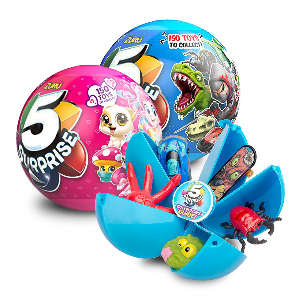 8.5/10 cm Ball For LOL 5 Petals Marine Series Dolls For Surprise Ball Animal Action Figure Toy Anime Boy Girl Birthday Gift duck animal series many chew toy page 5
