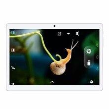 2018 Новые 4 г LTE 10,1 дюймовый планшетный ПК Android 7,0 Octa Core 4 г Оперативная память 1920*1200 WI-FI gps 7 8 9 4 г Dual sim карты Телефонный звонок Tablet