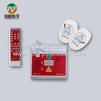 Xft 120c AED/дефибриллятор кроссовки моделирование u.s.a. Вышивка Крестом Пакет почты G009