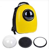 Capsula spaziale A Forma di Pet Carrier Traspirante pet zaino PC pet cane fuori borsa Da Viaggio portatile borse borsa gatto