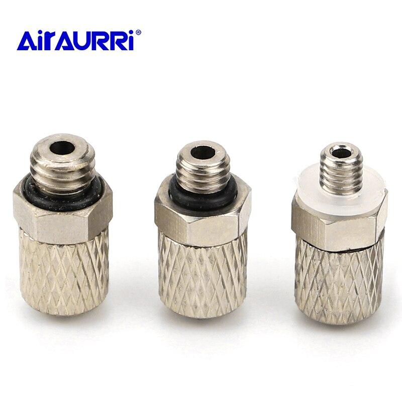 PC M-3H-4M-5H-3 M-5H-4 M-5H-6 M-6H-4 M-6H-6 4-M3/4 / 5/6-MM3/4 5/6 FREESHIP 5PCS Miniature quick screw through connector Mini