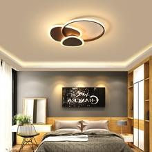 Creativity Modern chandeliers ceiling led Chandelier For Living room Bed lights metal Home Lighting fixtures