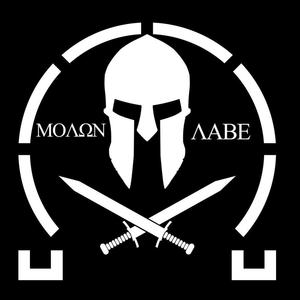 Image 5 - MenS Classic Molon Labe Graphic T Shirt Double Side New Summer Fashion Mens Simple Short Sleeved Cotton Customize T Shirts