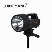 JUJINGYANG h3 12 V 35 Вт/55 Вт 65 Вт 75 W 100 W 160 W 220 W HID ксеноновые супер белый ручной прожектор