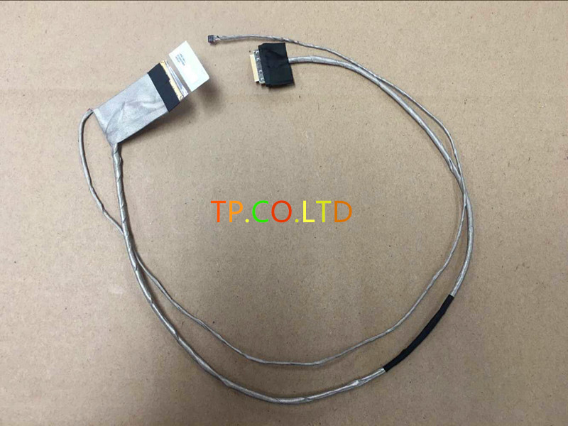 Genuine New Free Shipping LCD LVDS Display Flex Video Cable For Lenovo G500 G505 G505s VIWGR 15 UMA DC02001PS00  genuine new free shipping for lenovo thinkpad x220 x230 tablet x220t x230t lcd video cable 04w1775 50 4kj02 001