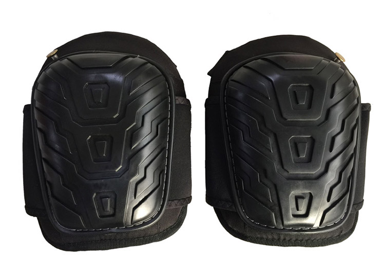 Knee Pads for Work Hard Shell Thick Foam Padding Workplace Safety Self Protection For Gardening, Cleaning and Construction (8)