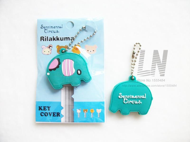 Vrhunska kvaliteta slatka crtani Mickey Hello Kitty poklopac ključ - Modni nakit - Foto 5