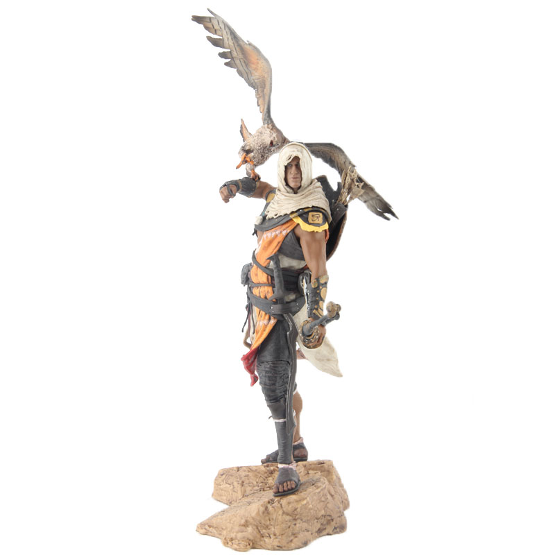 Assassin's Creed Origins Figure ACO Bayek Model Toy Doll 10