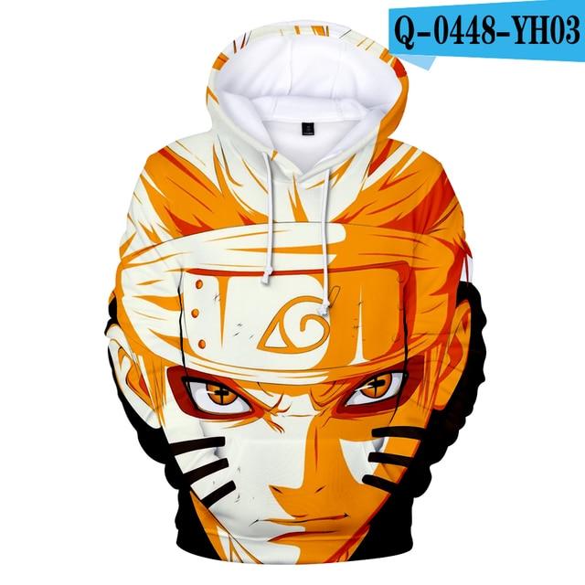 Aikooki Winter 3D Naruto Hoodies Men women Fashion Hot High Quality Streetwear 3D Print Naruto Men s Hoodies and Sweatshirt