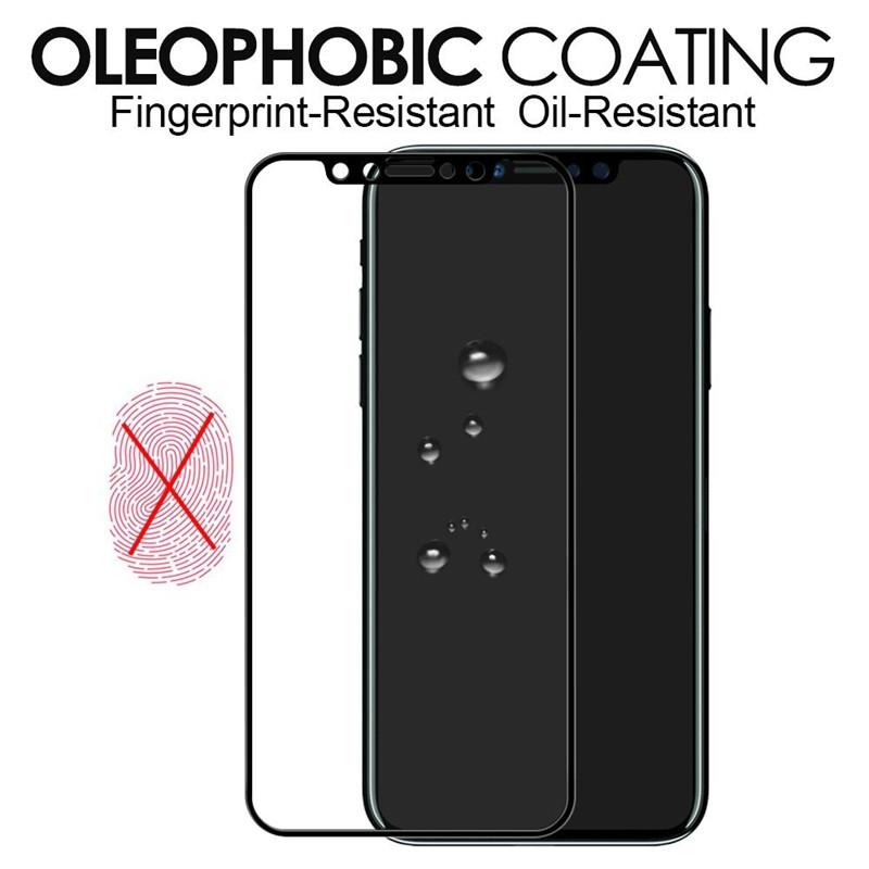shuicaoren для айфона х весы стекло 9 H в 3Д полный экран крышка взрывозащищенные экран протектор для iPhone плёнки х iphonex