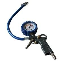 Автомобильный 220Psi многофункциональный указатель давления в шинах датчик давления в шинах Таблица контроля давления в шинах