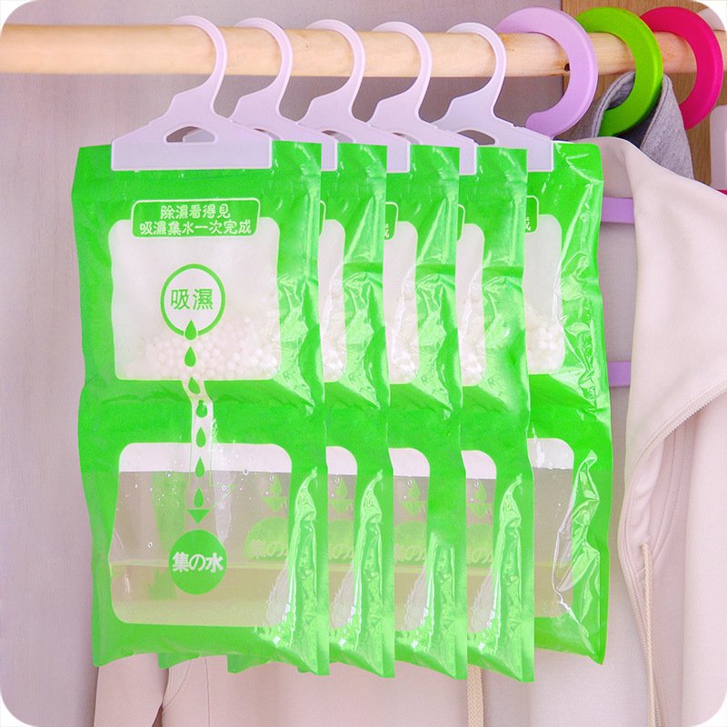 Multifunction Non-Toxic Desiccant Bag Damp Moisture Absorber Dehumidifier For Room Kitchen Clothes Accessories