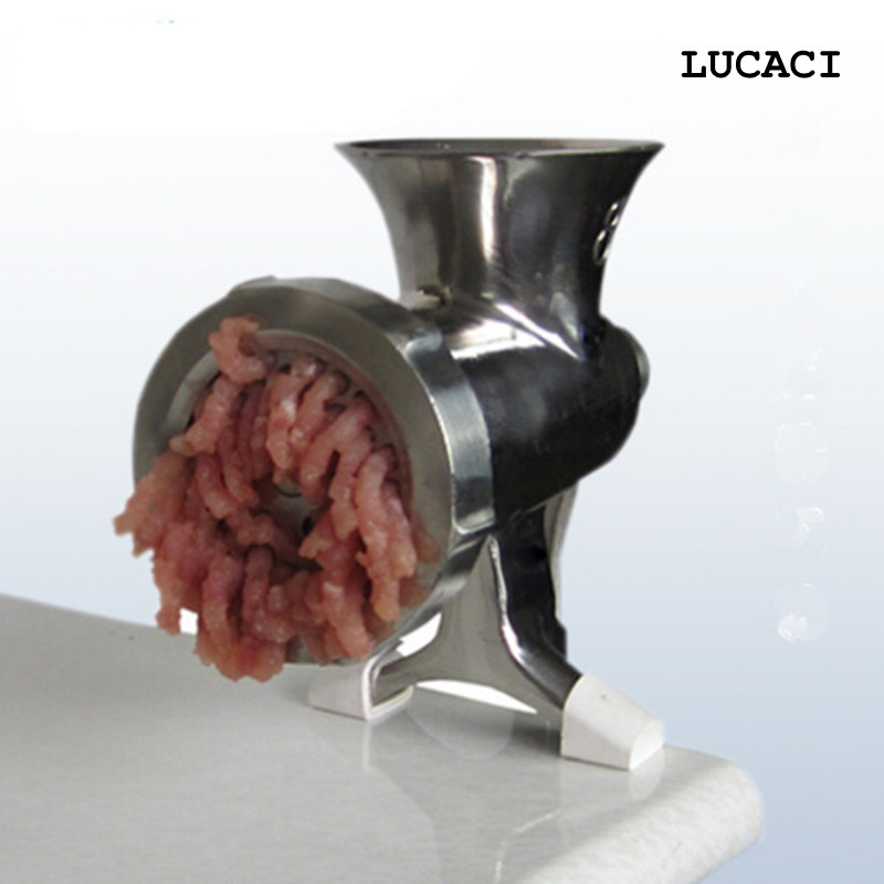 Stainless Steel Multifunctional Meat Grinding Machine Meat Mincer все цены