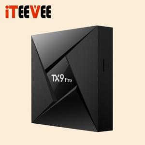 Image 5 - 1PC TX9 PRO TV Box Android 7.1 OS RAM 2G 16G ROM Amlogic S912 octa core Blueth 4.1 TANIX