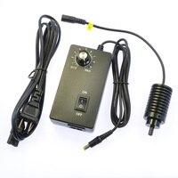 6mm Coaxial Light LED Microscope Spot Point Light Source Adjustable Illuminator Bright Lamp 3W 6500K AC100~240V Power Adapter
