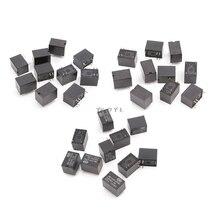 10 шт. JRC-21F 4100 DC мини Мощность реле 6-pin печатного монтажа печатной платы реле 3V 5V 12V