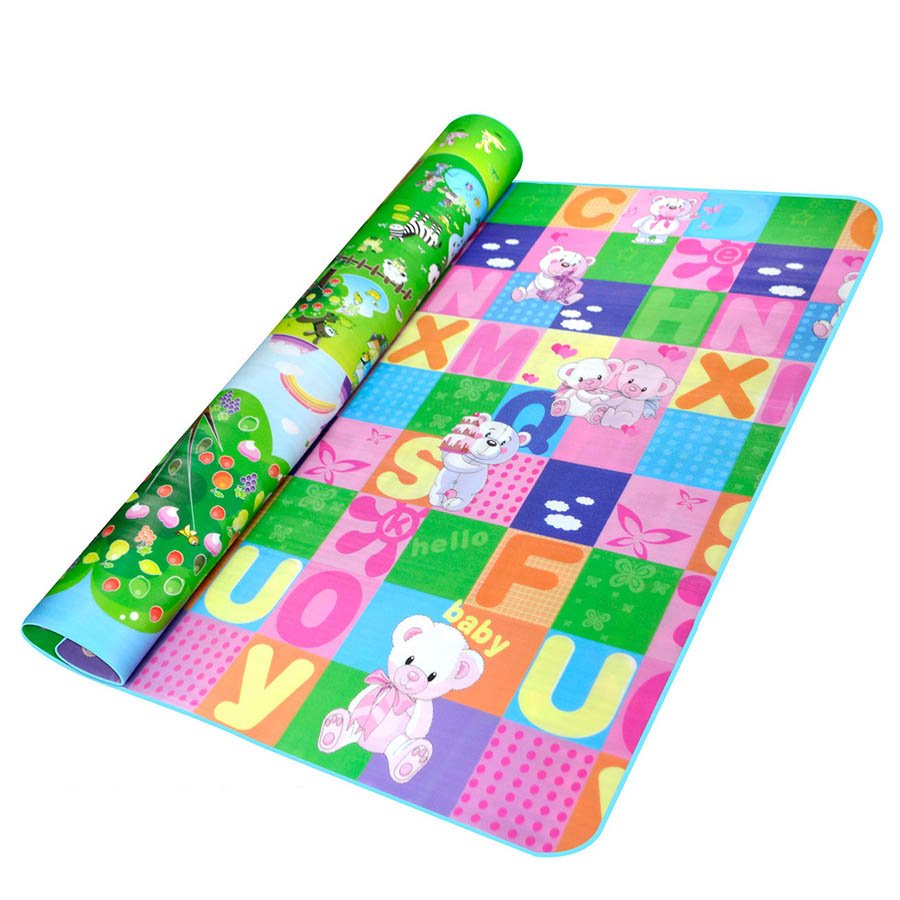 לשחק מחצלות Baby Activity Mat Carpet Activities Crawling