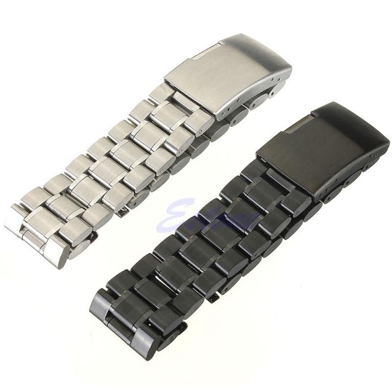 Pulseiras de Relógio Pulseira de Relógio Inoxidável para Moto Inteligente + Ferramentas Premium Motorola Relógio 22mm Aço 360