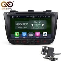 HD 1024x600 8 Inch Octa Core Android 6 0 Car DVD Player Fit Kia Sorento 2012