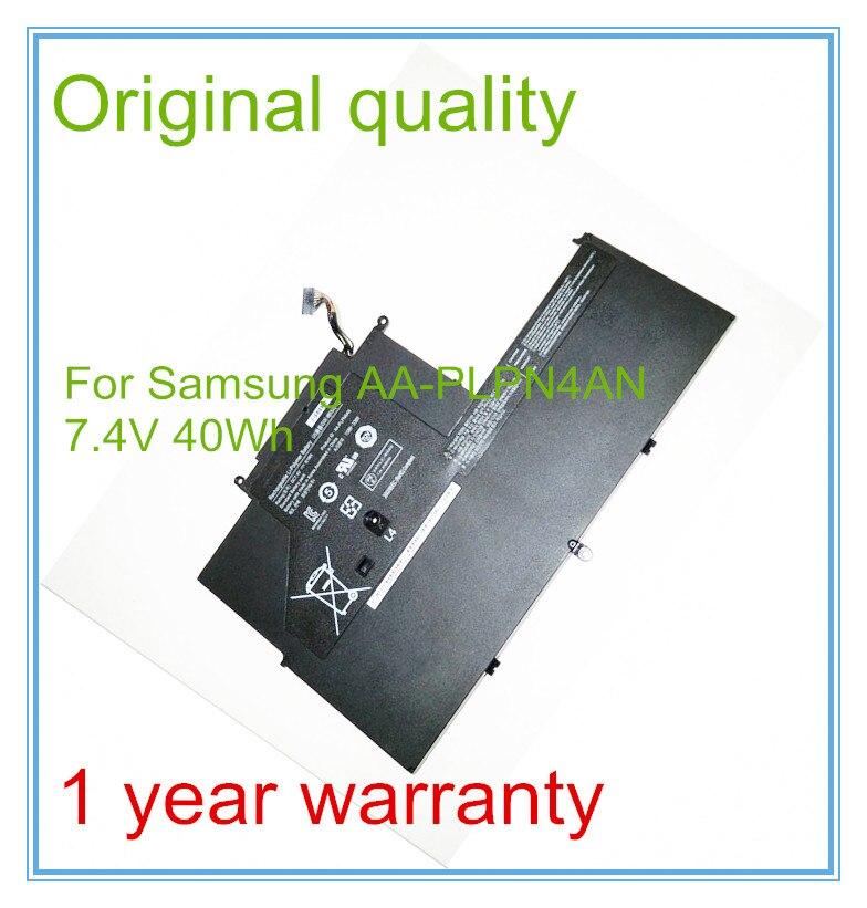 7.4 V 40WH D'origine batterie d'ordinateur portable AA-PLPN4AN pour 535U3C Série 5 ChromeBook XE500C21-A04US XE500C21-H04US