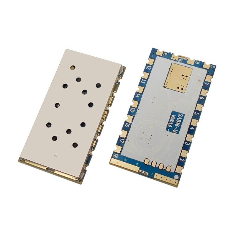 2pcs/lot RDA1846S Embedded 1W 3.5km-5km VHF | UHF Walkie Talkie Module SA818